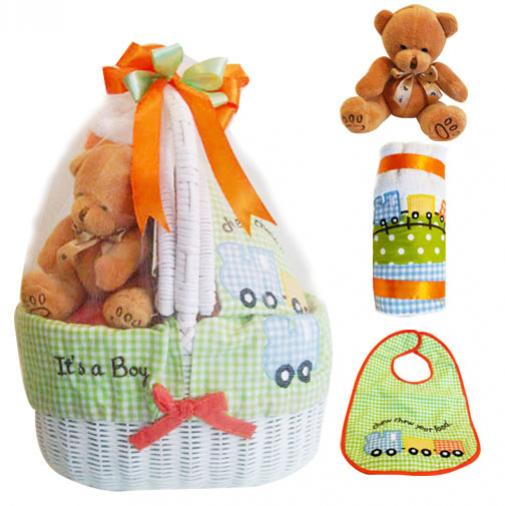 BABY HAMPERS CHOO CHOO TRAIN